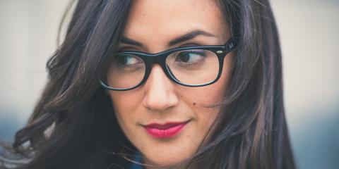 Look Sharp With Designer Glasses Frames From Anchorage Eye Doctors, Anchorage, Alaska