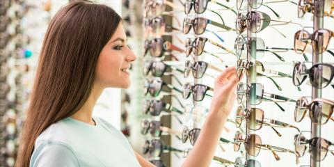 How to Pick the Right Glasses by Face Shape, Anchorage, Alaska