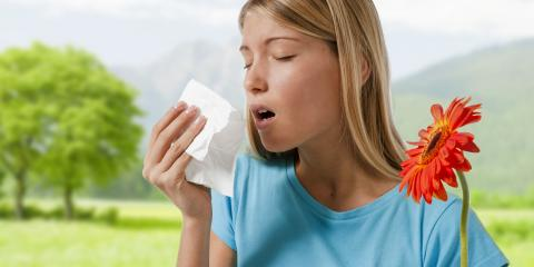 How to Manage Seasonal Allergies, Anchorage, Alaska