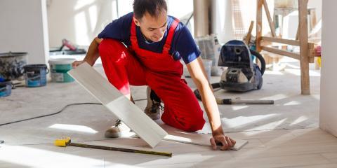 3 Tips to Choose a Floor Tile Color, Anchorage, Alaska
