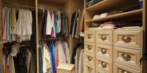 Home Organization Tips to Maximize Space in Your Closet , Anchorage, Alaska