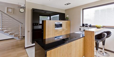 Pros & Cons of Island-Style Kitchen Countertops, Anchorage, Alaska