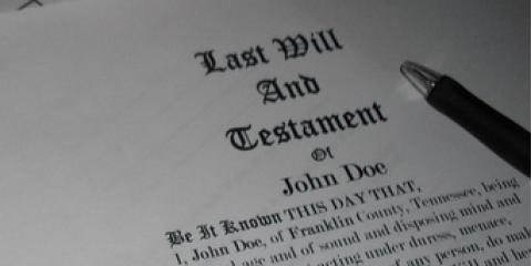 Protect Your Property With a Will & Trust From an Estate Lawyer , Anchorage, Alaska