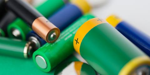 3 Tips for Correct Battery Disposal , Anchorage, Alaska