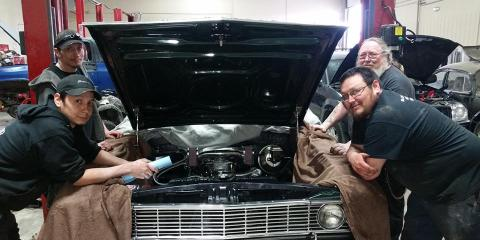 4 Questions for Your Car Mechanic Courtesy of McClain's Car Doctor , Anchorage, Alaska