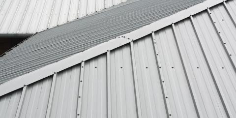 4 Types of Metal Roofing: Pros & Cons, Anchorage, Alaska