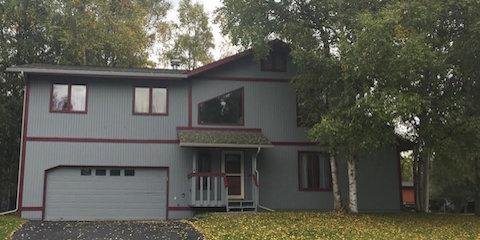 The Dos and Don'ts of Painting a House, Anchorage, Alaska