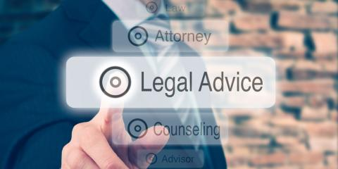 Anchorage Lawyer Advises on When It's Appropriate to Seek Legal Advice, Wasilla, Alaska