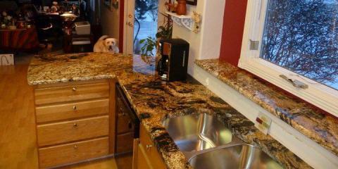 Cost Considerations of Granite vs. Quartz Countertops, Anchorage, Alaska