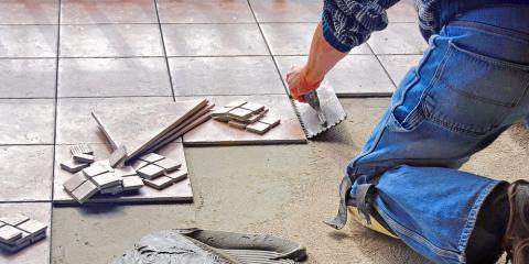 Top 5 Tile Flooring Options, Anchorage, Alaska