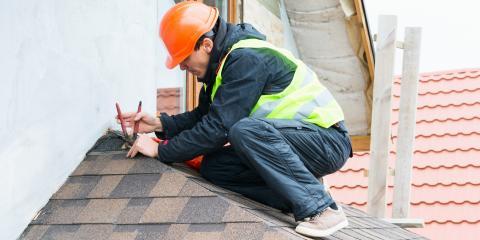5 Types of Roof Shingle Damage, Anchorage, Alaska