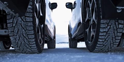 The Deadline for Changing Studded Tires Is Approaching, Anchorage, Alaska