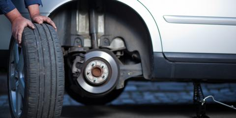 Why You Should Change Your Tires in Early Spring, Anchorage, Alaska