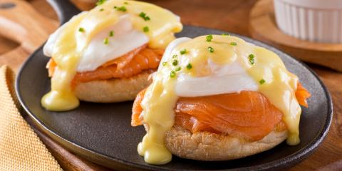 3 Delicious Smoked Salmon Breakfast Dishes, Anchorage, Alaska