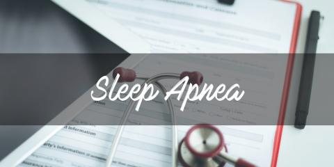Local Dentist Provides a Guide to Sleep Apnea, Anchorage, Alaska