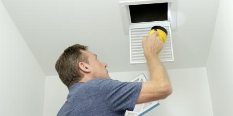 3 Signs a Home Needs Air Duct Cleaning, Andalusia, Alabama