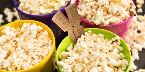 How Popcorn Became a Movie Theater Trademark, Falco, Alabama