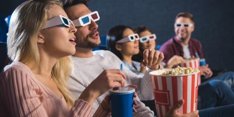 Top 3 Movie Theater Etiquette Tips You Should Follow, Falco, Alabama