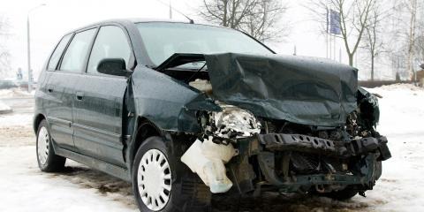How to Avoid Winter Car Accidents, Andalusia, Alabama
