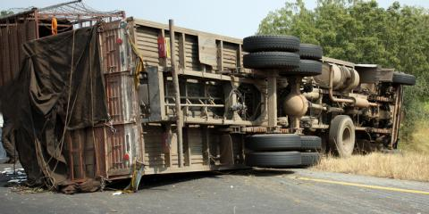How the Personal Injury Lawyers at Jones & Jones PC Attys at Law Can Help After a Truck Accident, Andalusia, Alabama