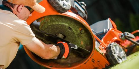 3 Reasons to Keep Lawn Mower Blades Sharp, De Motte, Indiana