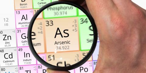 Facts About Arsenic A Common Drinking System Pollutant