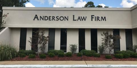 Anderson Law Firm, Attorneys, Services, Texarkana, Texas