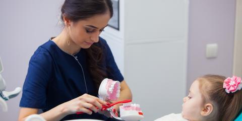 How Do Dental Sealants Benefit Kids?, Andrews, Texas