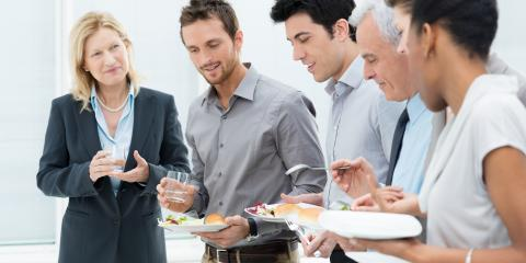 3 Reasons to Order Catered Lunch for Your Employees, Andrews North, Texas