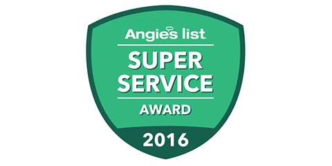 Skywalker Roofing Earns 4th Consecutive Angie's List Super Service Award, Stokesdale, North Carolina