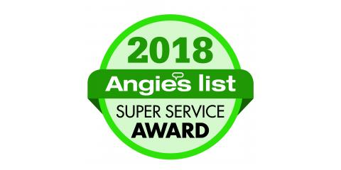 Fresh Touch Earns Angie's List Super Service Award For The 10th Yr!, Columbus, Ohio
