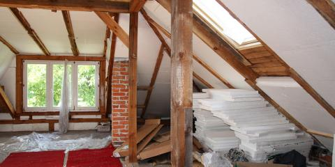 Animal Removal Company Explains Attic Restoration, New Milford, Connecticut