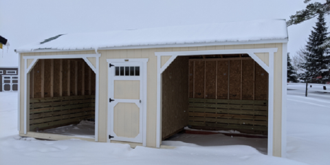 3 Reasons Old Hickory Buildings® Make Ideal Animal Shelters, Westby, Wisconsin