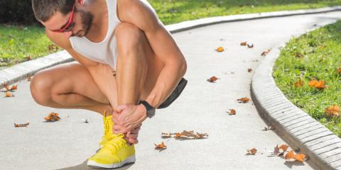 5 Ankle Sprain Symptoms You Shouldn't Ignore , Green, Ohio