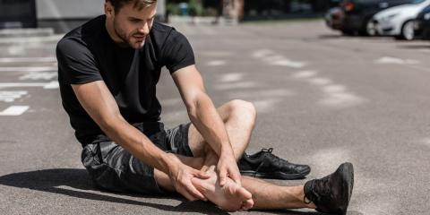A Guide to Lisfranc Joint Injuries, Green, Ohio