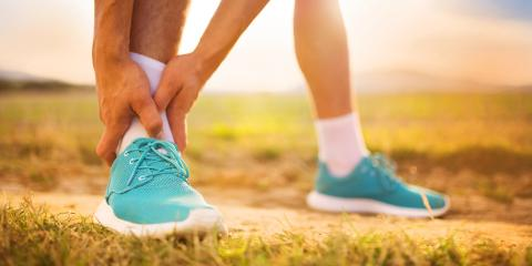 Does Acute or Chronic Foot & Ankle Pain Go Away on Its Own?, Wayne, New Jersey