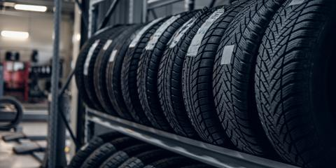 A Guide to Automotive Tires for New Car Owners, Anchorage, Alaska