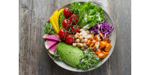 Healthy High Protein Salads: Fueling Your Training, Madison, Wisconsin