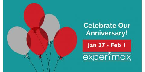 Experimax Cleveland East 2nd Anniversary Celebration, Solon, Ohio