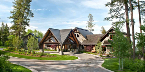 4 Tips for Picking a Custom Home Site, Whitefish, Montana