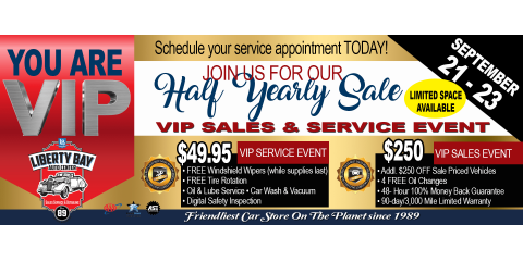 Poulsbo Auto Maintenance Shop Announces Half Yearly Sale, Poulsbo, Washington