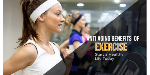 Reverse the Signs of Aging Using Exercise, North Bethesda, Maryland