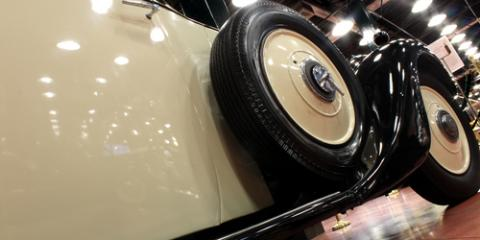 5 Eye-Catching & Unique Antique Cars, 2, Poplar Tent, North Carolina