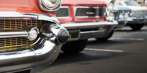 3 Tips for Buying a Vintage Car, Charlotte, North Carolina