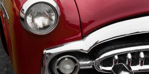 3 Steps to Restoring a Vintage Car Headlight, Charlotte, North Carolina