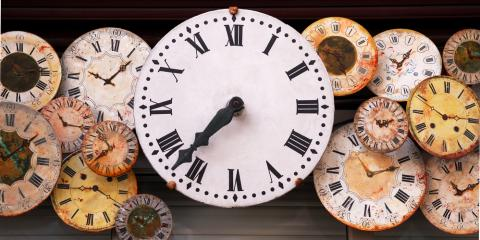 Clock Repair vs. Clock Restoration: What's the Difference?, Mason, Ohio