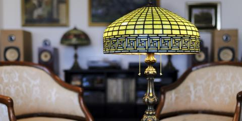 How to Value an Antique Lamp, Russellville, Ohio