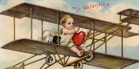 A Beginner's Guide to Buying Vintage Valentine's Day Cards, Russellville, Ohio
