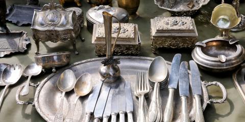 4 FAQ on Selling Antique Silver, Brighton, New York
