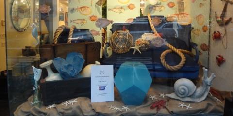 Lexington Avenue's Antique Store is Featuring Designer John Willey as The 'Spirit of Spring Designer Windows' Event Comes to a Close, Manhattan, New York